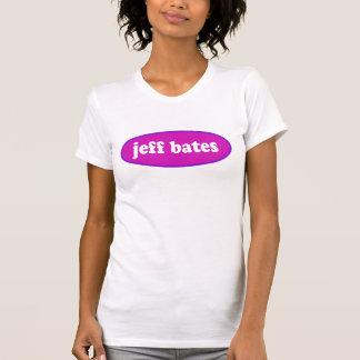 Jeff Bates Womans Top T-shirt