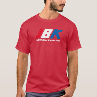 Jeff Buford Karate logo T-Shirt