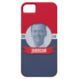 JEFF JOHNSON CAMPAIGN iPhone 5/5S COVER