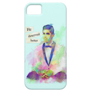 Jeff marries barely there iPhone 5 case