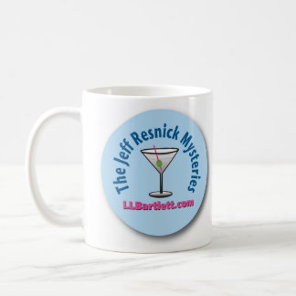 Jeff Resnick/Go away--I'm reading! Coffee Mug