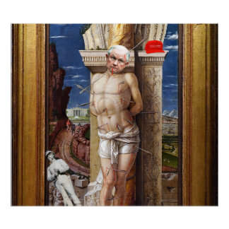 Jeff Sessions Holier Than Thou Archival Print