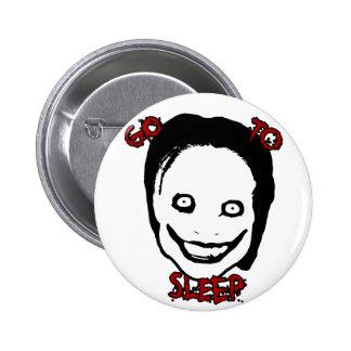 Jeff The Killer 6 Cm Round Badge