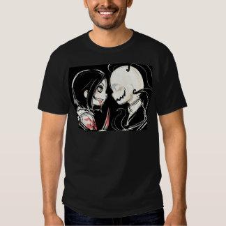 Jeff the Killer Creepypasta Slender man Slenderman T-shirts