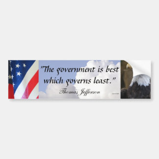 Jefferson Bumper Sticker