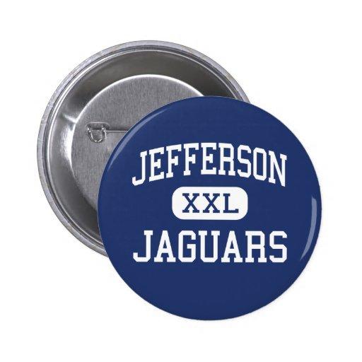 Jefferson Jaguars Middle Springfield Buttons