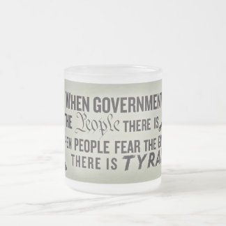 Jefferson Liberty Quote Mug