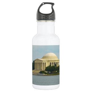 Jefferson Memorial in Washington DC 532 Ml Water Bottle