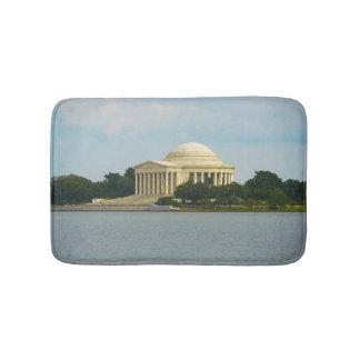 Jefferson Memorial in Washington DC Bath Mat