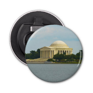 Jefferson Memorial in Washington DC Bottle Opener