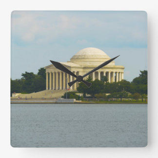 Jefferson Memorial in Washington DC Clocks