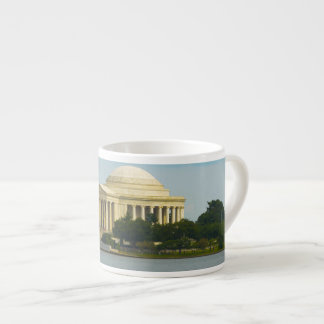 Jefferson Memorial in Washington DC Espresso Cup