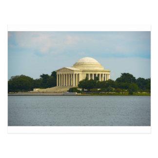 Jefferson Memorial in Washington DC Postcard