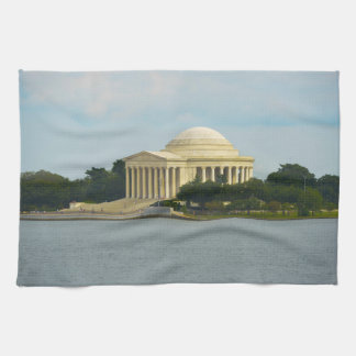 Jefferson Memorial in Washington DC Tea Towel