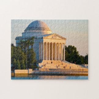 Jefferson Memorial Washington DC. Jigsaw Puzzle