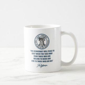 Jefferson -Welfare State Coffee Mug