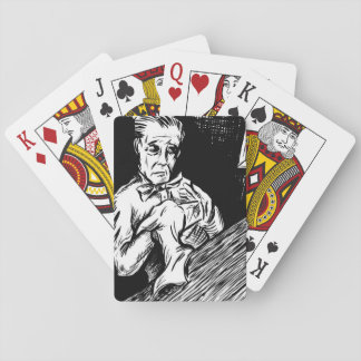 "Jeffrey Scott Holland's ""The Bartender"" Playing Cards"