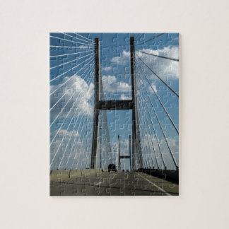 Jekyll Island Cable Bridge Puzzles