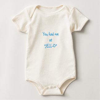 JELL-O Baby Baby Bodysuit