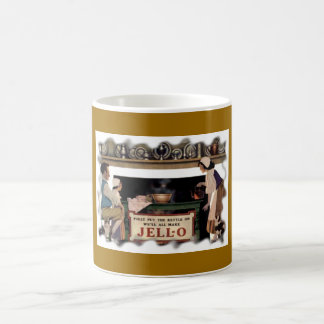 JELLO 2 CLASSIC WHITE COFFEE MUG