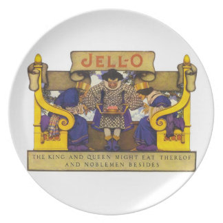 Jello Advertising Plates