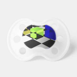 Jello Cubes Pacifier