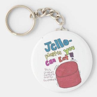 Jello Keychain