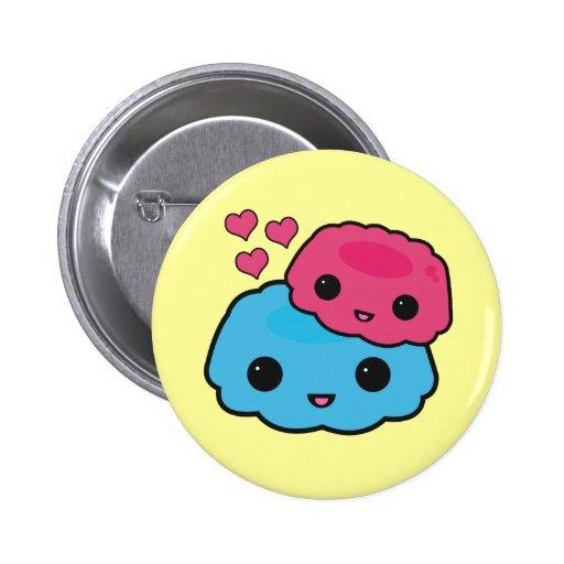 Jello Love Pinback Button