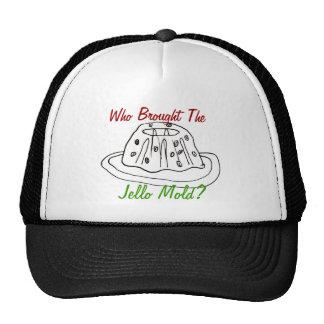 Jello Mold: The Hat