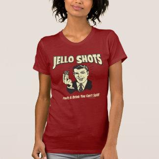 Jello Shots: Drink You Can't Spill Tee Shirt