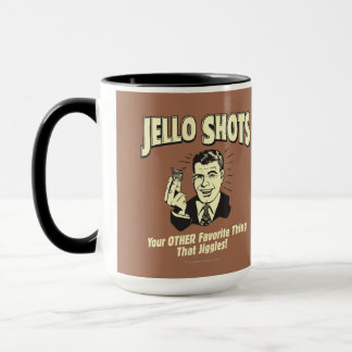 Jello Shots: Other Favorite Thing Mug