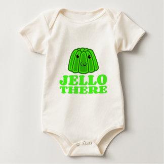 Jello There Baby Bodysuit