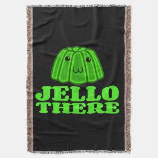 Jello There Throw