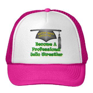 Jello Wrestler Mesh Hat