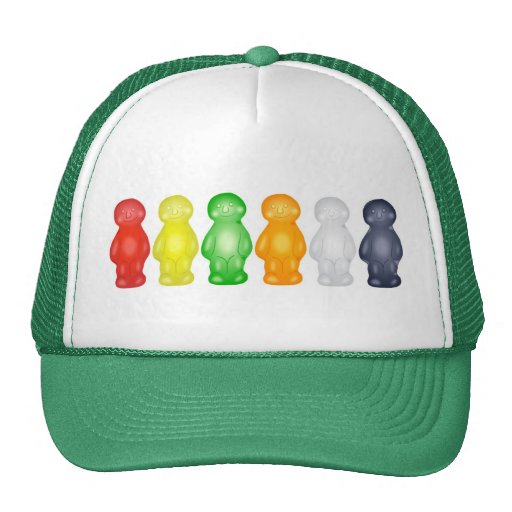 Jelly Babies Hat
