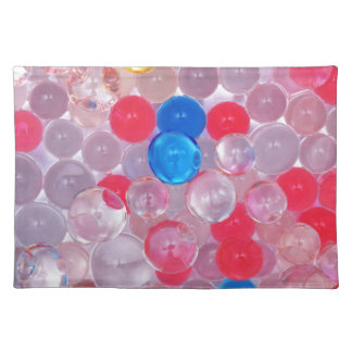 jelly balls placemat