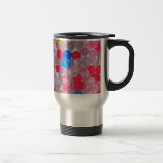 jelly balls travel mug