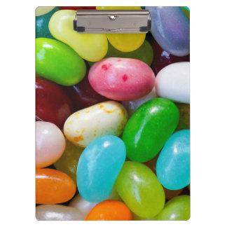 Jelly Bean Clip Board