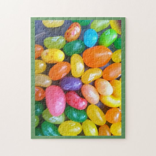 Jelly Bean Jigsaw Puzzle