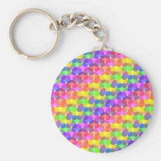 Jelly Bean Parade Key Ring