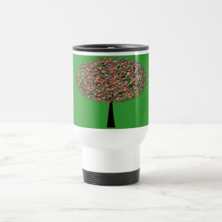 Jelly Bean Tree Stainless Steel Travel Mug