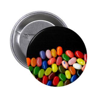 Jelly Beans 6 Cm Round Badge