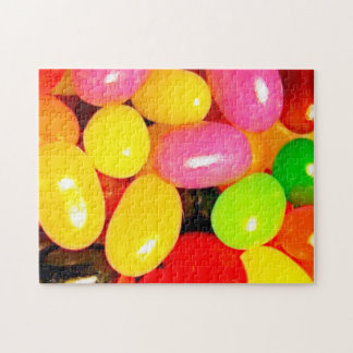 Jelly Beans Candy Jigsaw Puzzle