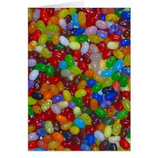 Jelly Beans Card