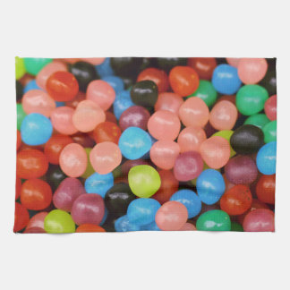Jelly Beans Kitchen Towel