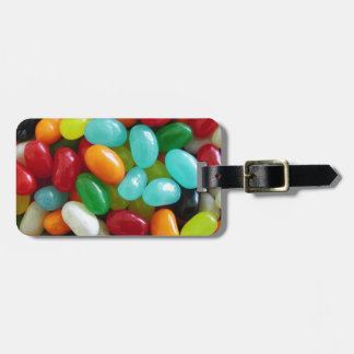 Jelly Beans Luggage Tag
