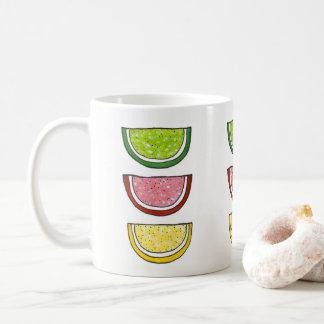 Jelly Candy Fruit Slices Kosher Passover Jellies Coffee Mug