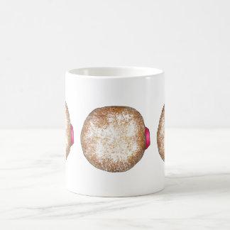 Jelly Donut Donuts Doughnut Hanukkah Chanukah Mug
