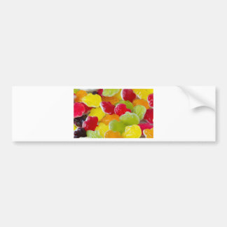 jelly frogs bumper stickers
