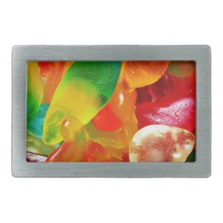 jelly gum belt buckle